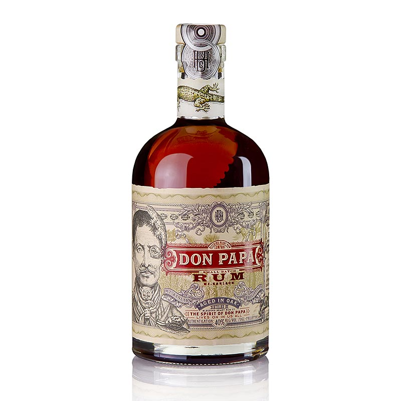 DON PAPA RUM 7 Years Old