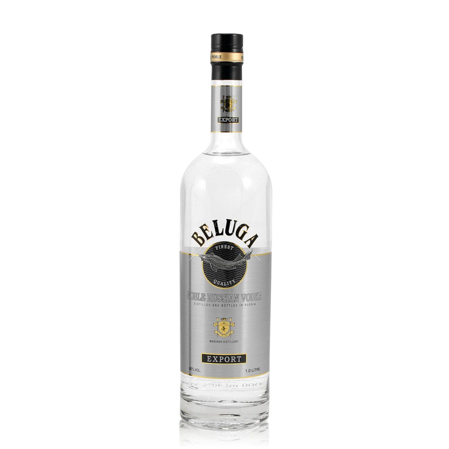 Beluga Noble Russian Vodka EXPORT 1L