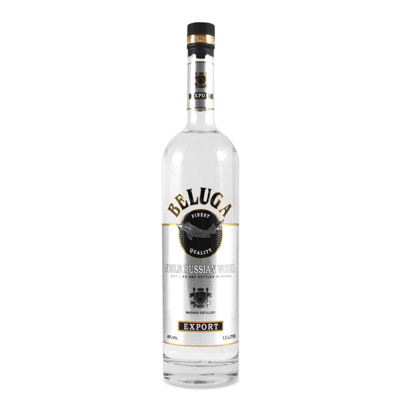 Beluga Noble Russian Vodka EXPORT 1,5 L
