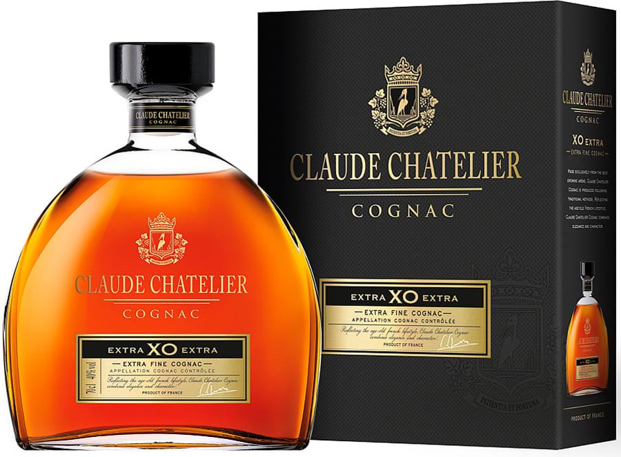 Claude Chatelier Extra XO Cognac