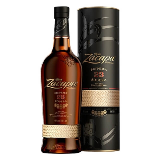 Rum Zacapa Centenario 23 Solera 1l