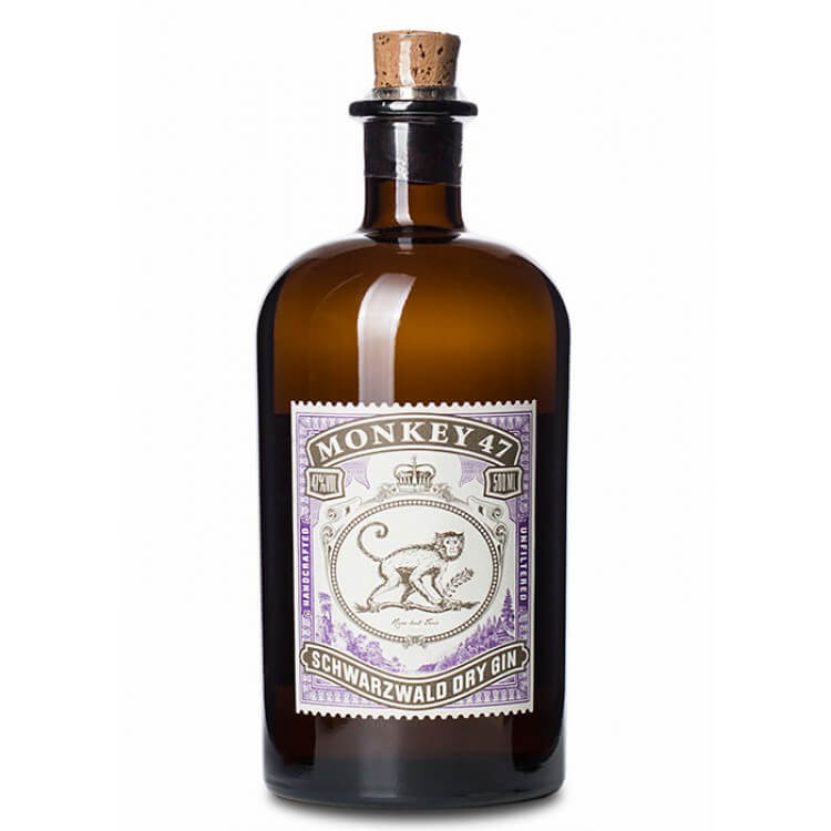Monkey 47 Dry Gin 0,5l