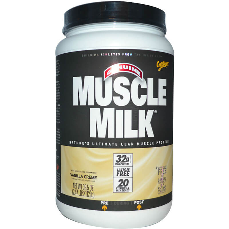 Muscle Milk Powder 1120g