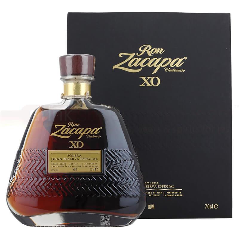 Rum Zacapa Centenario Solera XO
