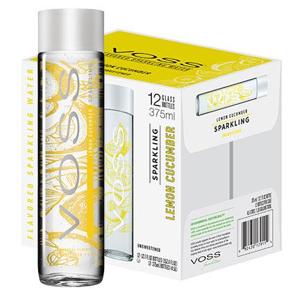 VOSS Limona-kumara 12x 375ml